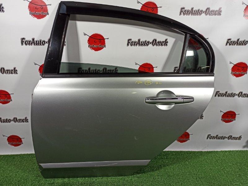Дверь Honda Civic FD2 K20A 2007 задняя левая (б/у)