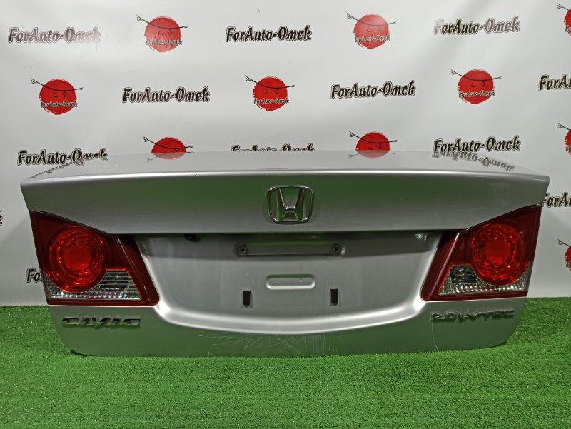 Крышка багажника Honda Civic FD2 K20A 2007 (б/у)