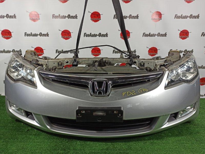 Nose cut Honda Civic FD2 K20A 2007 (б/у)