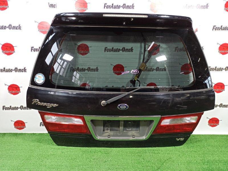 Дверь 5-я Nissan Presage HU30 VQ30-DE 1999 (б/у)