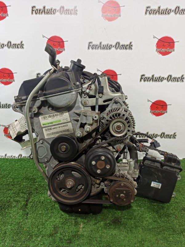 Двигатель Mitsubishi Colt CY2A 4A91 (б/у)