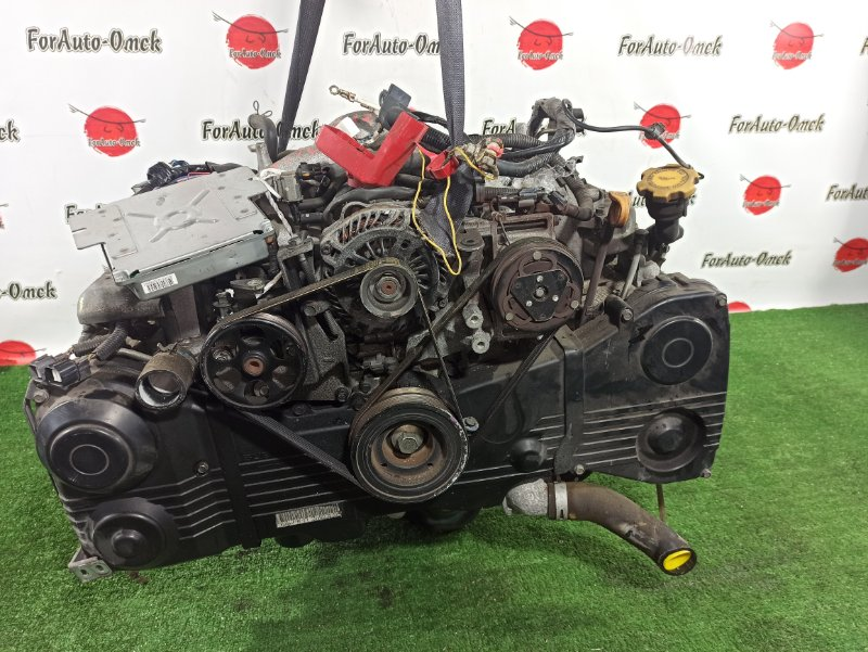 Двигатель Subaru Impreza GE3 EL154 (б/у)