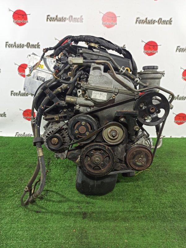 Двигатель Toyota Platz SCP11 1SZFE (б/у)
