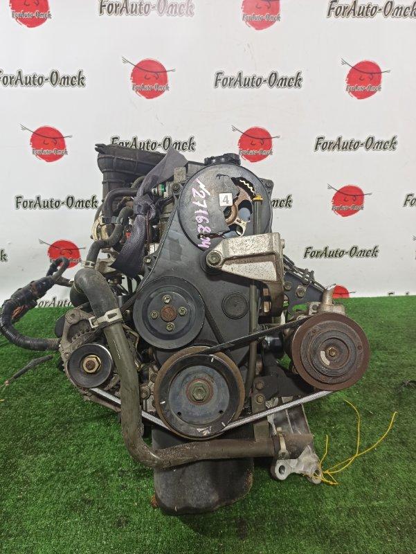 Двигатель Suzuki Alto HA12S F6A (б/у)