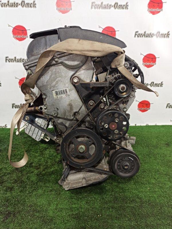 Двигатель Toyota Allex NCP10 1NZFE (б/у)