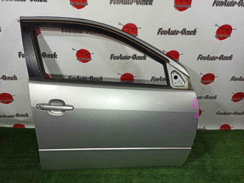 Дверь Toyota Will Vs NZE127 1NZ-FE 2003 передняя правая (б/у)
