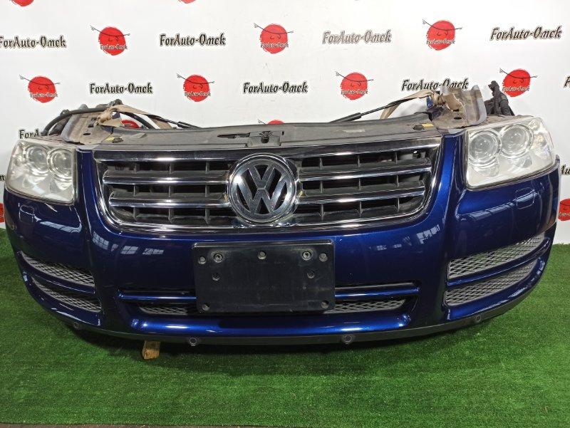 Nose cut Volkswagen Touareg 7LA BMV (б/у)