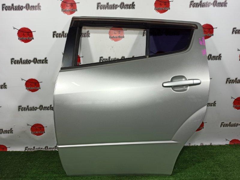 Дверь Toyota Will Vs NZE127 1NZ-FE 2003 задняя левая (б/у)