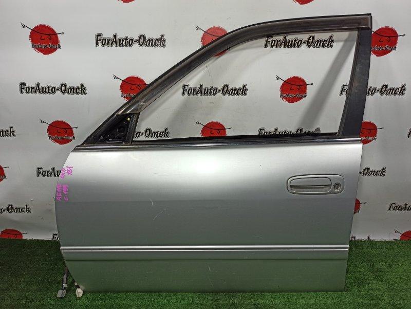 Дверь Toyota Sprinter AE110 5A-FE 1998 передняя левая (б/у)