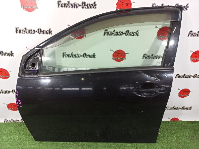 Дверь Toyota Axio NZE141 передняя левая (б/у)