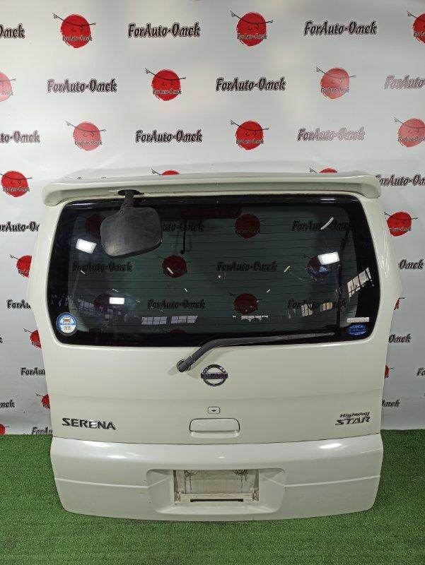 Дверь 5-я Nissan Serena PNC24 (б/у)
