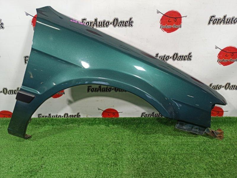 Крыло Toyota Corolla Ii EL53 5E-FE переднее правое (б/у)
