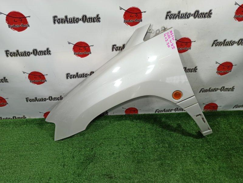 Крыло Mitsubishi Rvr N61W переднее левое (б/у)