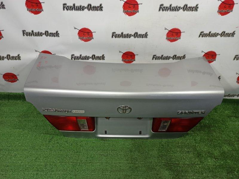 Крышка багажника Toyota Sprinter AE110 5A-FE 1998 (б/у)