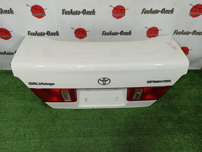 Крышка багажника Toyota Sprinter AE110 (б/у)