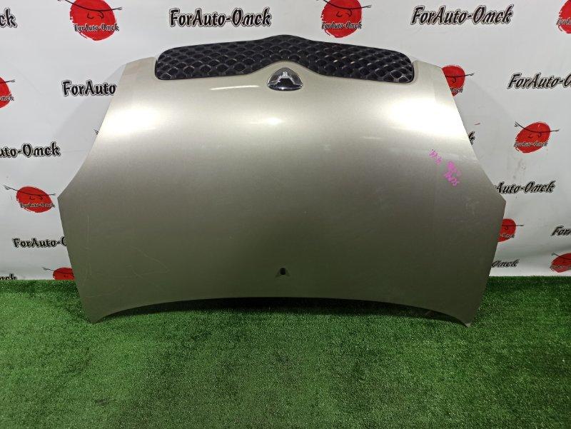 Капот Toyota Vitz NCP10 (б/у)
