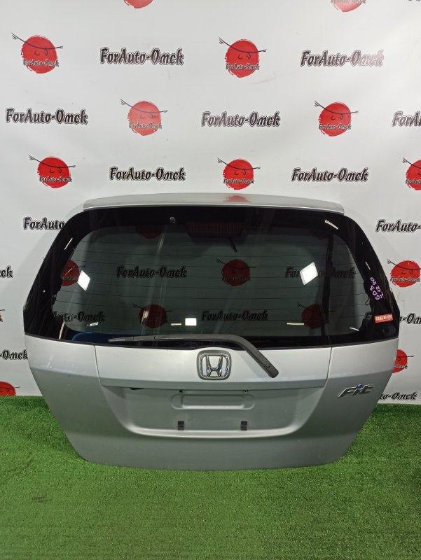 Дверь 5-я Honda Fit GD2 (б/у)