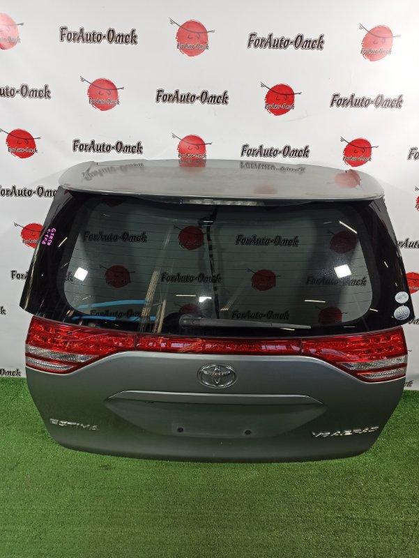 Дверь 5-я Toyota Estima AHR20 (б/у)