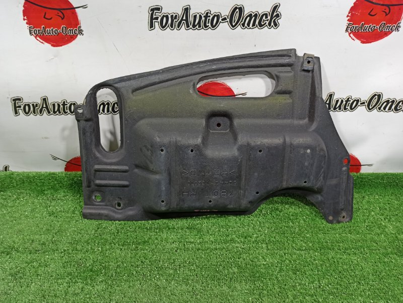 Защита двс Toyota Vista ZZV50 1ZZ-FE 2000 передняя правая (б/у)