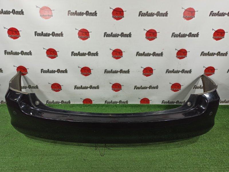 Бампер Toyota Corolla Fielder NZE141G задний (б/у)
