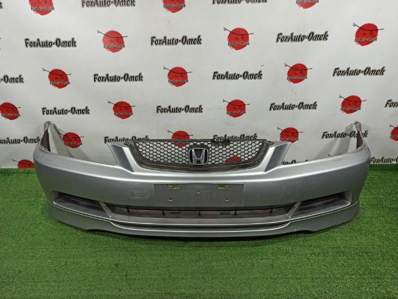 Бампер Honda Accord CF3 передний (б/у)