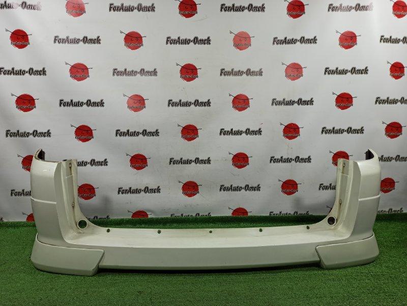 Бампер Nissan Serena PNC24 задний (б/у)