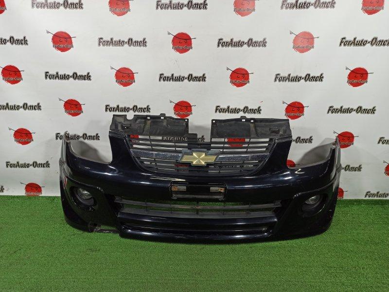 Бампер Suzuki Chevrolet Cruze HR52S передний (б/у)