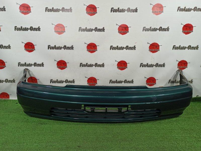 Бампер Toyota Corolla Ii EL53 5E-FE передний (б/у)