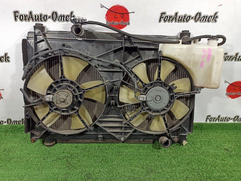 Радиатор двс Toyota Noah AZR60G 1AZ-FSE (б/у)