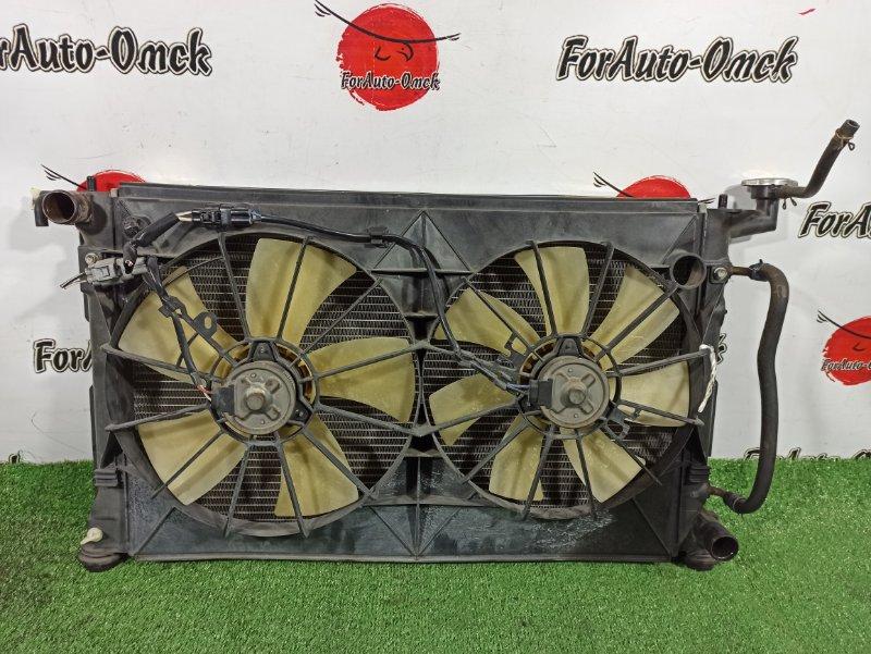 Радиатор двс Toyota Vista ZZV50 1ZZ-FE 2000 (б/у)