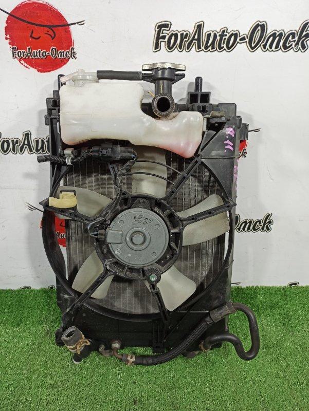 Радиатор двс Daihatsu Mira L275S KF-VE (б/у)