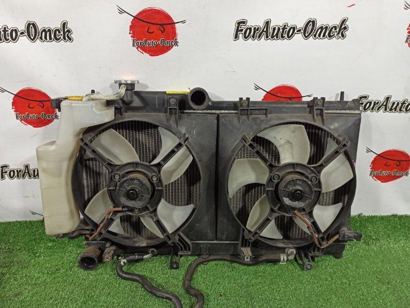 Радиатор двс Subaru Legacy BL5 EJ204 (б/у)