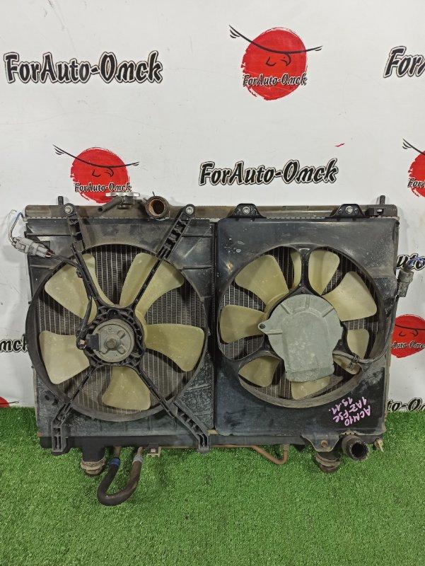 Радиатор двс Toyota Gaia SXM10 1AZ-FSE (б/у)