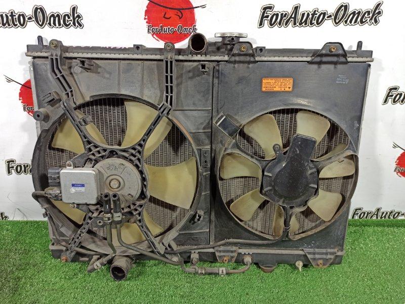 Радиатор двс Mitsubishi Rvr N61W 4G93 (б/у)