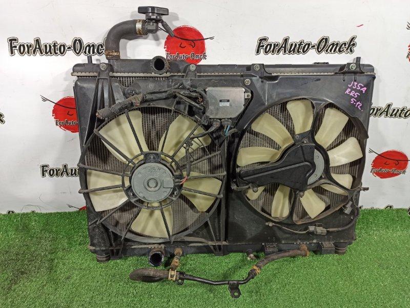 Радиатор двс Honda Elysion RR3 J30A (б/у)