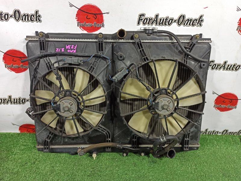 Радиатор двс Honda Odissey RA6 F23A (б/у)