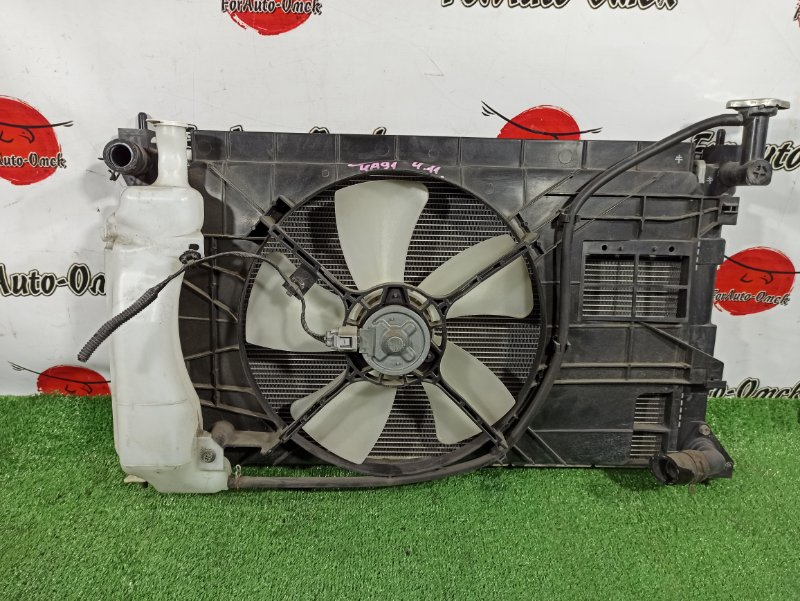 Радиатор двс Mitsubishi Colt Z23W 4A90 (б/у)
