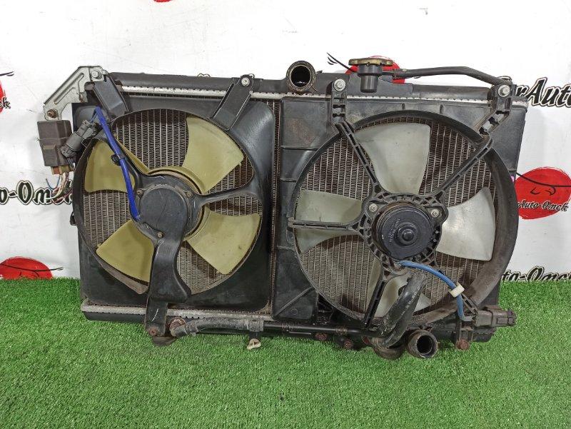 Радиатор двс Isuzu Aska CJ1 F20B (б/у)