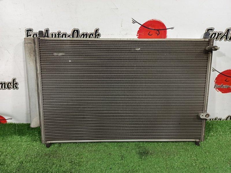 Радиатор кондиционера Toyota Corolla NZE141 1NZFE (б/у)