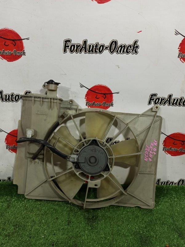 Диффузор радиатора Toyota Bb NCP30 1NZFE (б/у)