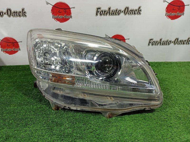 Фара Toyota Mark X Zio ANA10 правая (б/у)