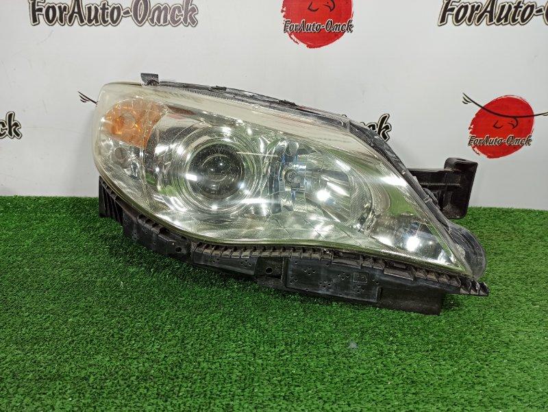Фара Subaru Impreza GH2 правая (б/у)