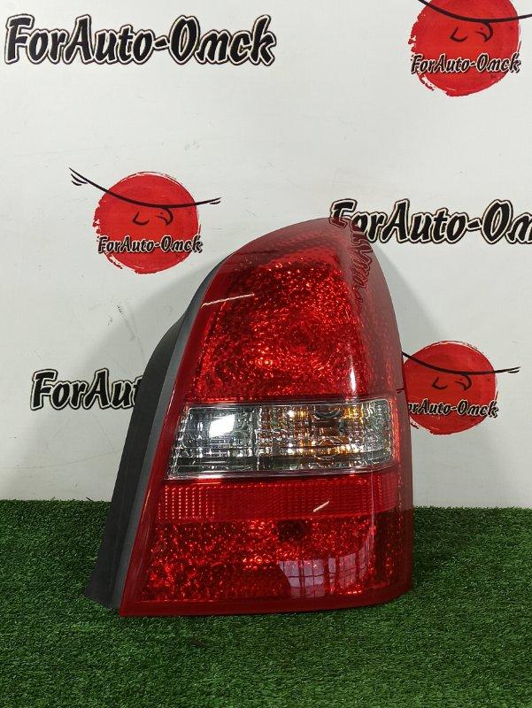 Стоп-сигнал Nissan Primera QP12 правый (б/у)