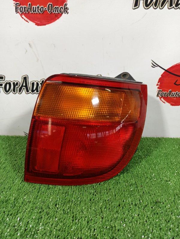 Стоп-сигнал Toyota Caldina Van ST198V 3S-FE 2001 правый (б/у)