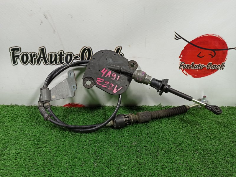 Трос переключения кпп Mitsubishi Colt Z23W 4A91 (б/у)