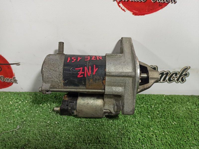 Стартер Toyota Allex NZE121 1NZ (б/у)