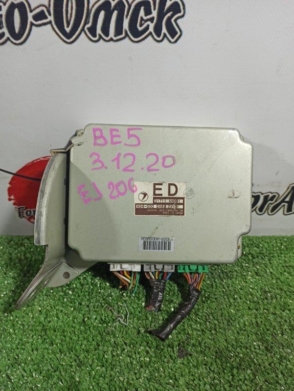 Блок управления акпп Subaru Legacy BE5 EJ206 (б/у)