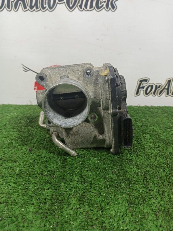 Заслонка дроссельная Toyota Allex NZE121 1NZ (б/у)