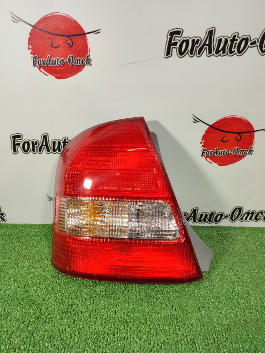 Стоп-сигнал Mazda Familia BJ3P левый (б/у)