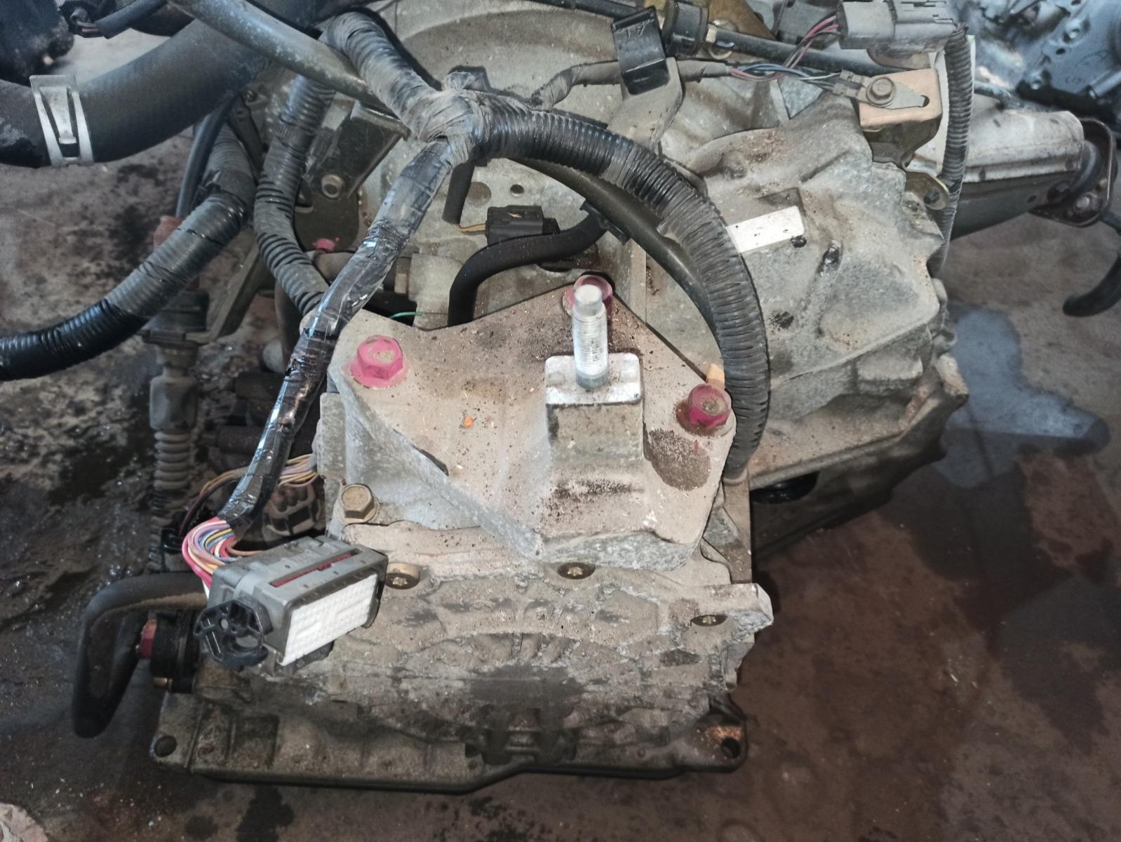 Акпп Mazda Demio DY3W ZJ-VE 2004 (б/у)